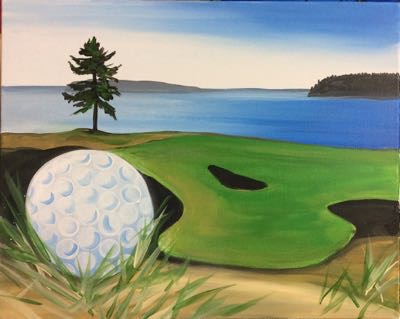 Chambers Bay Golf