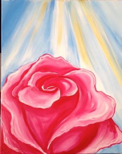 Heaven's Rose