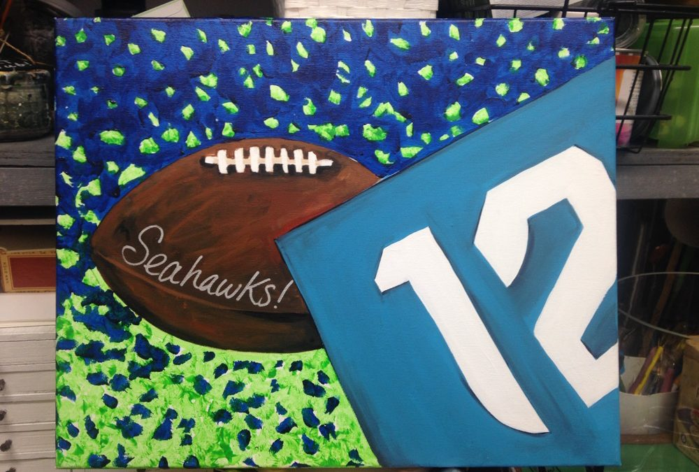 It's SEAHAWK SEASON