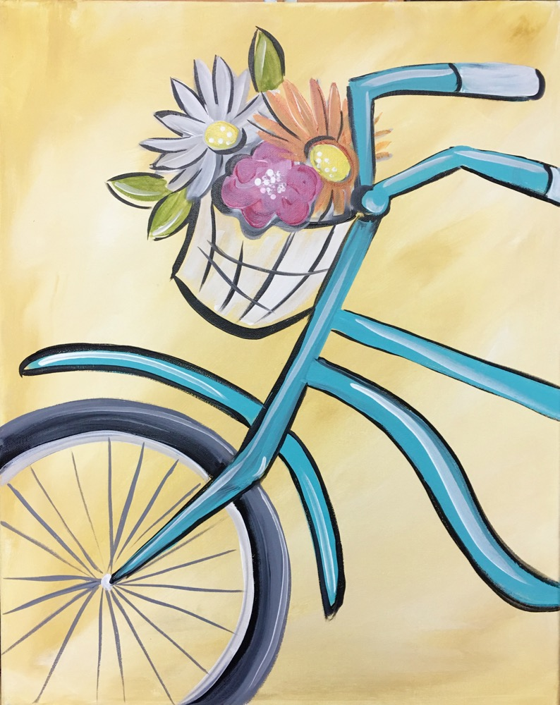 Blue Bike