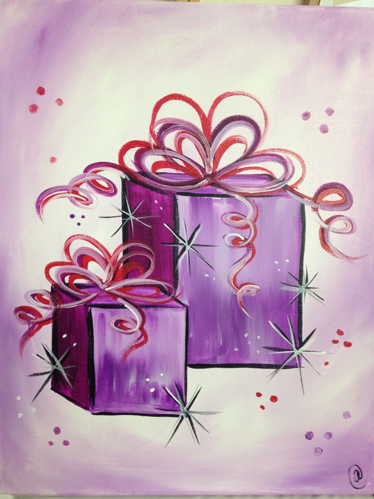 Purple Presents