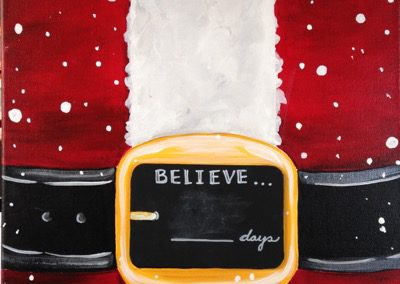 Santa's Buckle