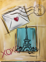 Paris Love Letter