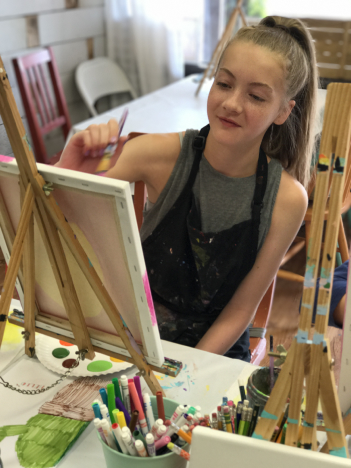 teen paint