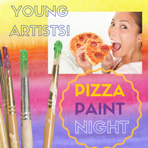 pizza paint night