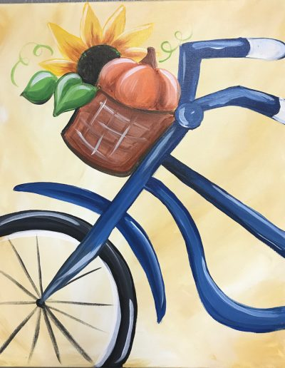 Fall Bicycle
