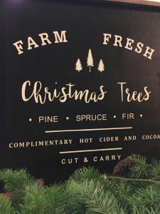 farm fresh trees