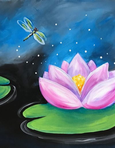 lotus and dragonfly (1)
